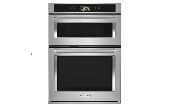 "A Smart Oven+ 30"" Combination Oven with Powered Attachments."