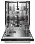 A Two Rack Dishwasher.