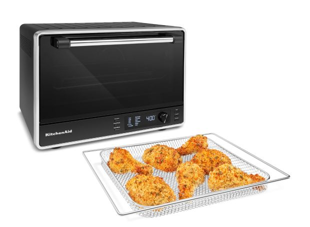 KitchenAid® Dual Convection Countertop Oven with Air Fry