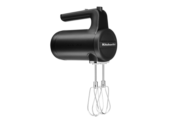 Cordless 7 Speed Hand Mixer.