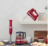 A selection of KitchenAid® appliances from the gift guide