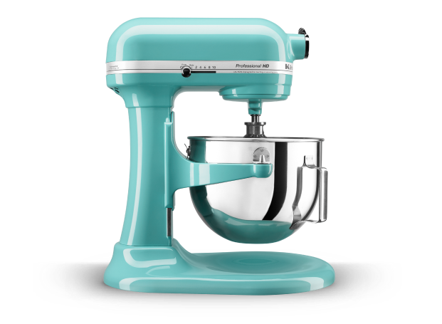 Select KitchenAid® Professional HD™ Series stand mixers on sale now.