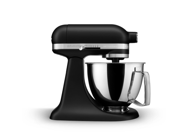 Artisan® Mini 3.5 Quart Tilt-Head Stand Mixer.
