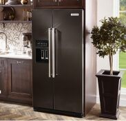 KitchenAid® Side-by-Side Refrigerator.