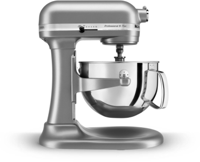 Select KitchenAid® Professional 5™ Plus Series stand mixers on sale now.
