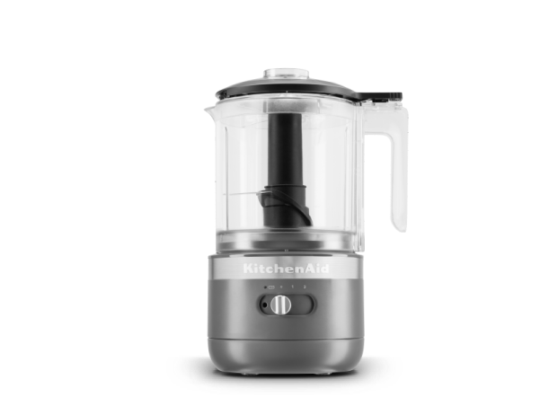 Select KitchenAid® food processors and choppers on sale now.