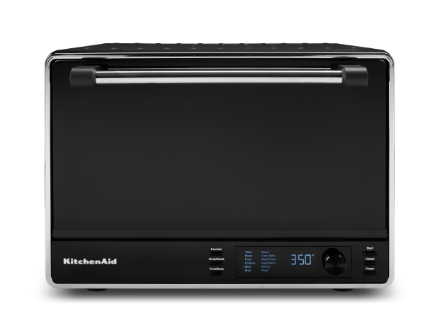 KitchenAid® dual convection countertop oven on sale now.