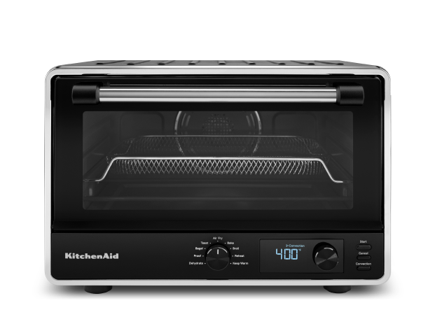 KitchenAid® digital countertop oven with air fry on sale now