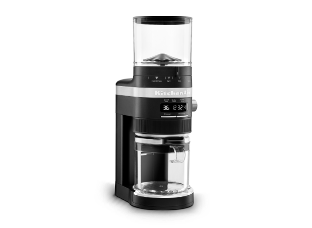 Select KitchenAid® burr coffee grinders on sale now