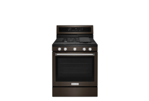 KitchenAid® Range.