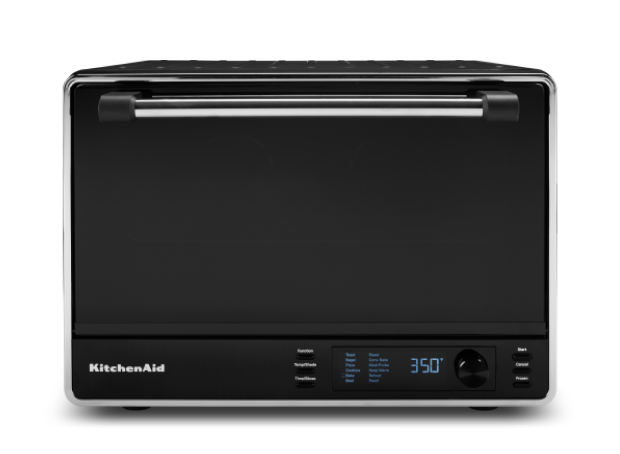 KitchenAid® Dual Convection Countertop Oven.