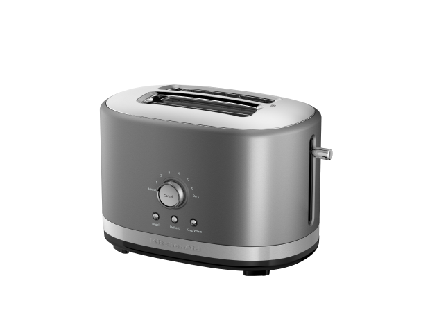 KitchenAid® 2 Slice Long Slot Toaster with High-Lift Lever.