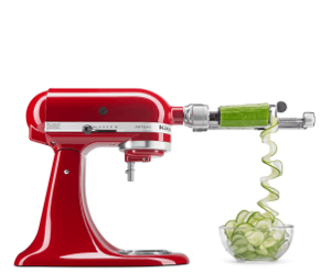 Spiralizer with Peel, Core and Slice