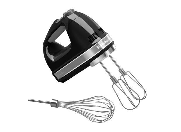 KitchenAid® 7-Speed Hand Mixer.