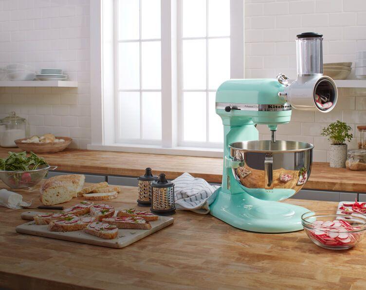 Maker Inspired Stand Mixers Kitchenaid