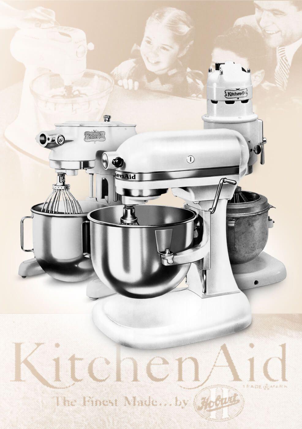 Maker Inspired Stand Mixers | KitchenAid