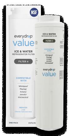 everydrop® Value Filter Number 4