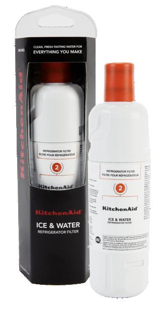 KitchenAid™ water filter KAD2RXD1.