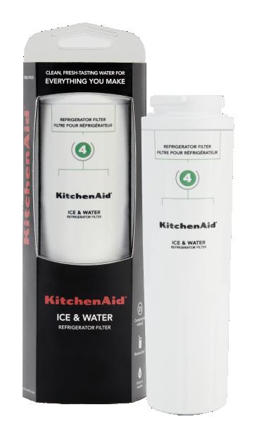 KitchenAid™ water filter KAD4RXD1.