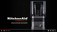 Get Started with your Commercial Enclosure Blender