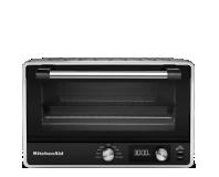 A KitchenAid® Countertop Oven.
