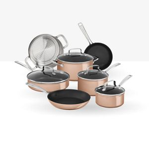 Save up to 25% On Select 10 and 11 Piece Cookware Sets