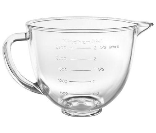 Kitchenaid glass mixer bowl