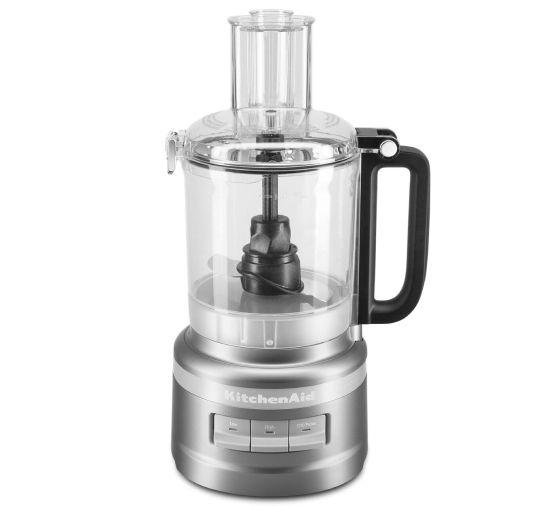KitchenAid® 9 Cup Food Processor in Contour Silver