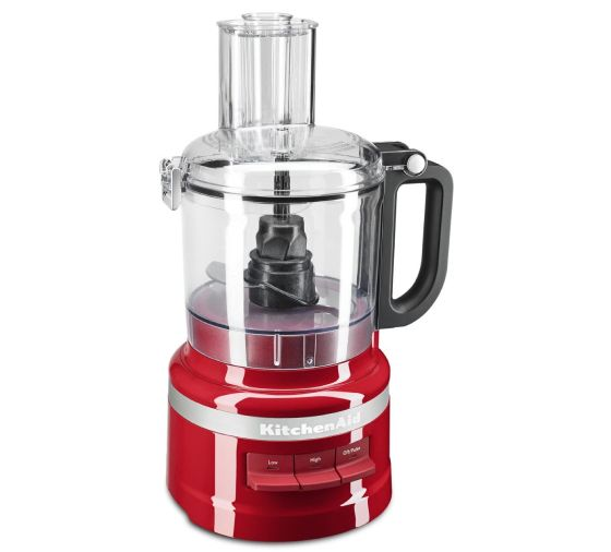 KitchenAid® 11 Cup Food Processor in Red.