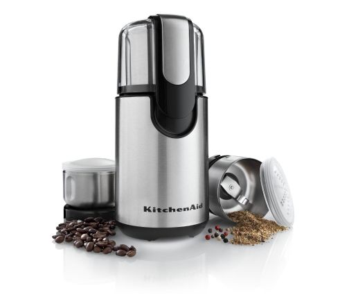Silver KitchenAid® Coffee and Spice Grinder