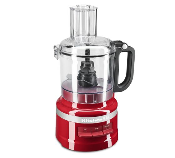KitchenAid® 7 Cup Food Processor in Empire Red