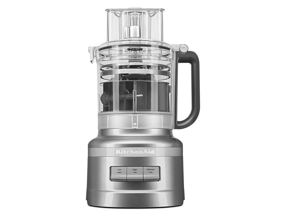 Silver KitchenAid® food processor