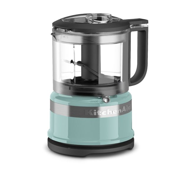 KitchenAid® 3.5 Cup Food Chopper in Aqua Sky