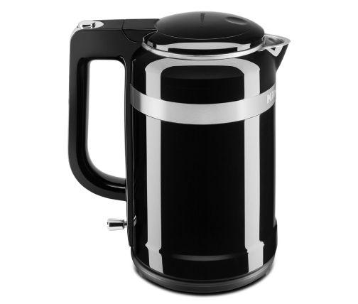 Black KitchenAid® electric kettle