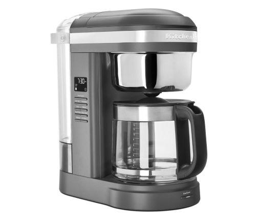 Grey KitchenAid® coffee maker