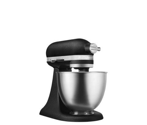 Matte black KitchenAid® mini stand mixer