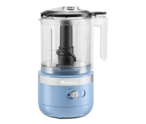 Blue Velvet KitchenAid® cordless food chopper