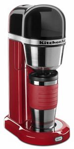 Brew your favorite coffee quick and easy with KitchenAid coffee maker