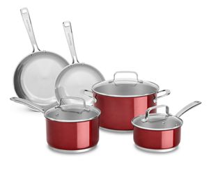 Find sleek, performance cooking sets at KitchenAid.