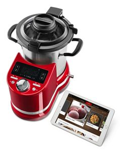 Make your favorite foods faster with the KitchenAid cook processor.