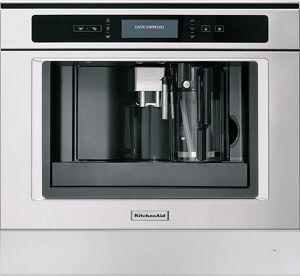 KitchenAid Coffee Machine and Warming Drawers