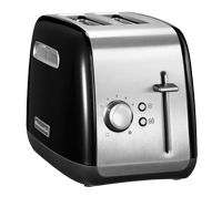 Our 2-slice manual toasters have extra wide slots for big slices.