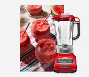 KitchenAid Candy Apple Blender