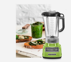 KitchenAid Green Apple Blender