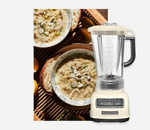 KitchenAid Almond Cream Blender