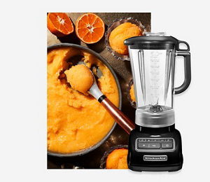 KitchenAid Onyx Black Blender