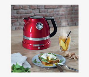 KitchenAid Candy Apple Pro Line Kettle