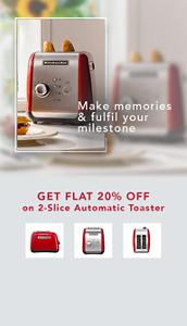 KitchenAid Toasters Sale