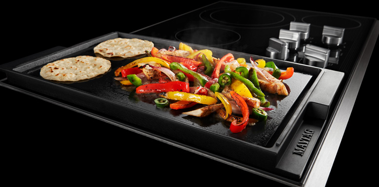 Griddle Cooktop
