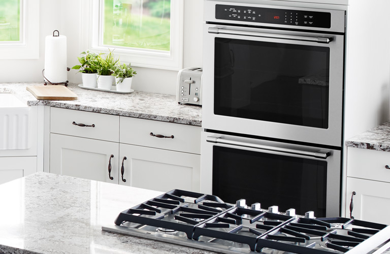 Whirlpool Built-In Double Wall Oven FIT System